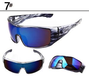 뜨거운! Whosale Ken Block Biking Eyewears 남성 사이클링 고글 남성 스키 등산 스포츠 UV400 Protection 라이딩 선글라스