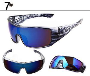 الحار! نظارات Eyewears Ken UV400 نظارات ركوب الرجال تسلق ركوب الدراجات كتلة التزلج الرجال الرياضة الحماية في الهواء الطلق نظارات شمسية whosale hptde