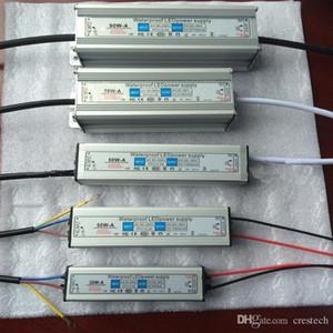 IP67 Impermeable Floodlight LED Driver Condición constante Cuerpo de aluminio actual Fuente de alimentación para alta potencia COB LED reemplazo Luces Highbay