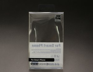 500 PCS grande tamanho 175 * 105 * 20mm PVC Plástico Pacote de Embalagem De Varejo Caixa Para iphone XS 8 7 6 plus iphone6 caso de couro caixa de tamanho maior