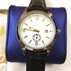 Neue Art und Weise Art-Frauen-Uhr-Mann-Armbanduhr-echtes Leder Einfacher Liebhaber Uhr Luxus Arbeit Subdials Weibliche Uhr Großhandelspreis