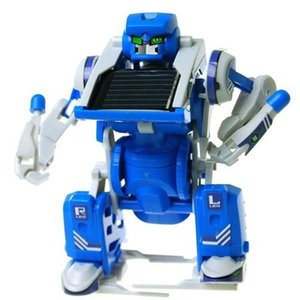 Blue Solar energy 3 in1 DIY Toy Robot Scorpion Tank DIY Kit educativo surtido