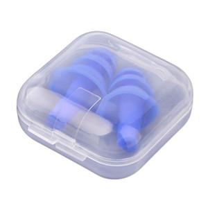 3 peças de espuma macia Ear Plugs isolamento acústico tampões de proteção de ouvido anti-ruído plugues para viagem de espuma de baixo preço