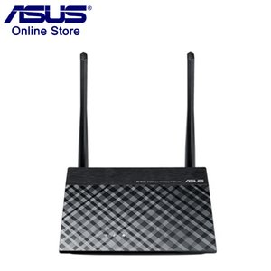 Router wireless ASUS RT-N12 + WIFI di alta qualità 300Mbps Router wireless 2.4GHz 5dBi WPS