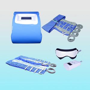Pressotherapy machine للبيع الجسم السموم الأشعة بعيدة العلاج بالضغط الليمفاوية التخلص السموم الجسم التفاف التخسيس آلة إزالة الأوعية الدموية