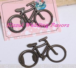 (20 Pieces lot) Unique Wedding Gifts for guests of Antique Bicycle Bottle Opener Party decoration Favor