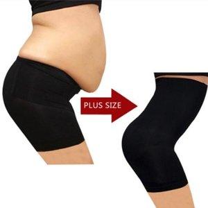 Dropshipping 2018 Nova Mulheres cintura alta Tummy Tuck cintura Shaping calcinhas respirável corpo Shaper emagrecimento barriga Underwear