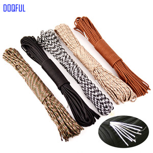 Paracord 550 Umbrella Military Rope 7 Core 100FT 31m Climbing Camping Emergency Survival Paracord Parachute Cord