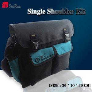 Wearable & waterproof Oxford Canvas Chisel Roll Rolling RepaTool Utility Bag Multifunctional Shoulder Bag  New