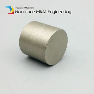 1 piece SmCo Magnet Cylinder Disc Diameter 25x25 mm about 1