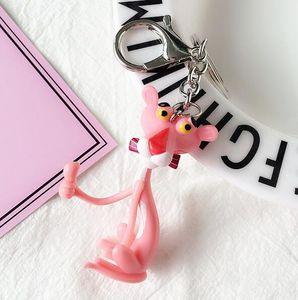 Bel design stile europeo carino portachiavi harajuku simpatico cartone animato portachiavi carino catena chiave regalo borsa accessori multicolore
