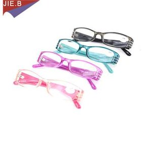 Moda kadın Okuma Gözlükleri Rahat Anti-yorgunluk Gözlük Optik Gözlük Okuma Gözlükleri 1.0 için 3.5