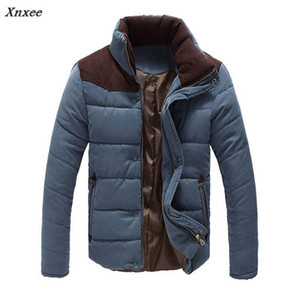 New Jacket Men 2018 Hot Sale Thick High Quality Autumn Winter Warm Outwear  Coat Casual Solid Male Windbreak Jackets M-3XL