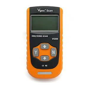 Outil d'analyse diagnostique des véhicules à moteur de Vgate VS550 CAN Scanner automatique d'OBD2 OBDII EOBD diagnostiquer le scanner de lecteur de code