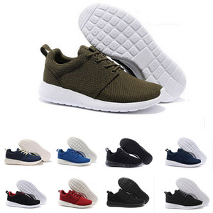 2018 Barato New London Olympic Zapatillas de running Para Hombre Mujer Deporte London Olympic Shoes Mujer Hombre Zapatillas Zapatillas de deporte 36-45
