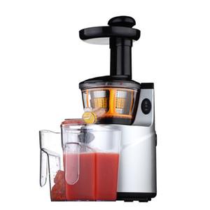 Ménage lente Juicer 60R / min Basse vitesse Juice Maker Multifonction Fruits Mute Fruits Légumes Extracteur Jus sain