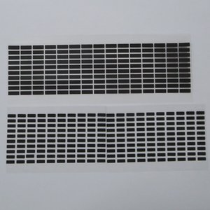 100pcs  lot Original LCD and digitizer Flex cable Shielded Sponge Pad for iPhone 5 5s 5c free shipping