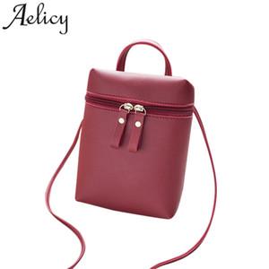Aelicy 2018 Hot New Fashion donne ragazze luce di alta qualità Crossbody Shoulder Bag ragazze Messenger Bag Coin borsa del telefono