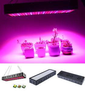 Lampes hydroponiques LED réflecteur 800W 3535 LED poussez lampe de panneau de lumière pleine spectre lumières de jardin intérieur plantes plantling pousser des lumières