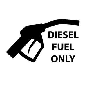 SOLO CARBURANTE diesel indicante la funzione tappo del serbatoio carburante ca-0040
