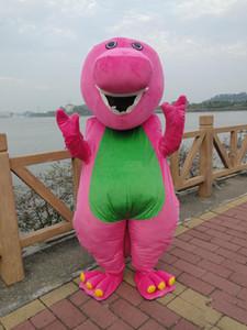 2018 Vendita calda Barney costume mascotte Barneymascot costume Topolino Barney spedizione gratuita