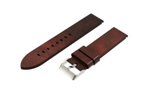Luxury Leather Strap Replacement Watch Band With Tools For Garmin Fenix 5 Plus Watch Strap WristStrap Smart bracelet