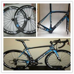 BH G6 Karbon Komple Yol Bisikleti Fit Hem DI2 ve Mekanik Grup Ile Tam Karbon Fiber Yol Bisiklet