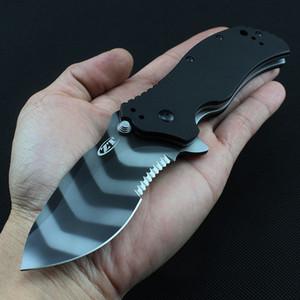 접이식 칼 새로운 전술 ZERO TOLERANCE 0350 봄 전원 시스템 포켓 나이프 G10 핸들 ELMAX 블레이드 실외 캠핑 도구 나이프