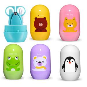 Prego Lovely Baby cartoon cuidado Grooming práticas Clipper Trimmer práticas ferramentas Daily Care Kits Scissor Kid Set Hot