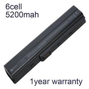 6-элементная батарея ноутбука A31-B53 для Asus Pro 67 67F 8C 8F 8FE 8FE X42N X42JC X8FF X5IJR X8FJ X52JC X42JA X52B X52D X52J X52JE X52N X5IDY X5IJK
