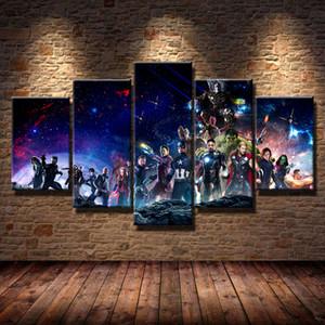 avengers infinity war affiche -11,5 pièces impression sur toile HD New Home Décoration Art peinture / sans cadre / encadré