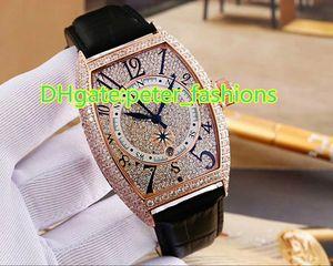 Gentleman tide man reloj de pulsera tres - aguja totalmente automática relojes mecánicos Diamond Case relojes de lujo de diamantes tamaño 40mm