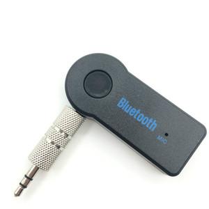 سوفو 3.5 بلوتوث استقبال محول blutooth اللاسلكية للسيارة الموسيقى الصوت aux 3.5 ملليمتر a2dp ل سماعة رأس استقامة جاك يدوي