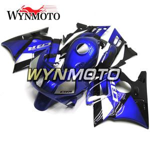 Faules para HONDA CBR600F2 1991 1992 1993 1994 Carrocería de motocicleta F2 91 92 93 94 Paneles Azul oscuro