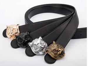 Printemps nouvelle arrivée Hot fashion man Big boucle concepteur ceintures hommes haute qualité mens ceintures luxe hommes designer cuir ceinture livraison gratuite