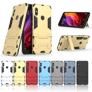 Für xiaomi mi a2 case hybrid hard cover case mi 6x mia2 fundas redmi note 5 pro coque note5 pro case phone cases