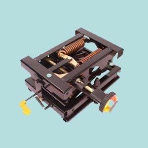 Sospensione meccanica Ammortizzatore + fore / regolazione longitudinale per Seat driver su camion, Construction Machinery, veicolo, auto