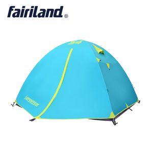 3 시즌 4 사람 캠핑 텐트 더블 레이어 도매 야외 슈퍼 강한 방수 windproof 캠핑 텐트