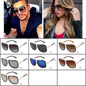2036 Designer de Óculos De Sol Quadrados Óculos De Sol Da Moda Oversized Senhoras Óculos De Sol Ao Ar Livre Óculos UV400 Anti-reflexo Óculos de Sol Marca New