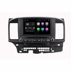 """Quad Core 2 din 8 """"Android 7.1 Leitor de DVD Carro para Mitsubishi Lancer 2010-2015 Com 2 GB de RAM Rádio GPS 4G WIFI Bluetooth 16 GB ROM"""