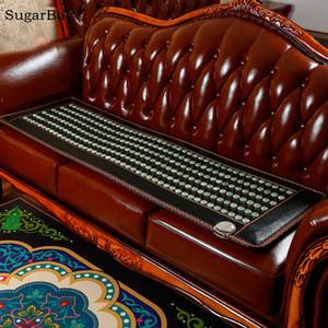 Грелку Jade Матрас турмалин Mat Электрический диван Подушка Бесплатная доставка Корея Природные Джейд Medical Good Sleep Mat
