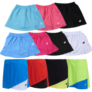 New running short skirt yoga sports tennis short skirt badminton breathable quick dry lady's sports table tennis