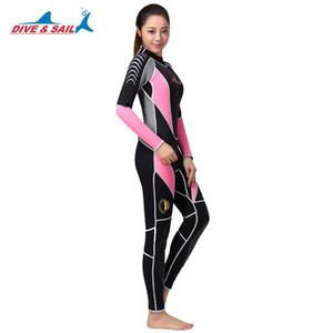 DIVE - SAIL WDS - 4125 Traje de buceo Ropa antirresbaladiza Ropa térmica Equipo para nadar cómodo y puede moverse libremente