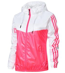 Jaquetas de grife de luxo dos homens novos e elegantes moda jaquetas moda maré mulheres jaqueta esporte windbreak ao ar livre para as mulheres m-2xl