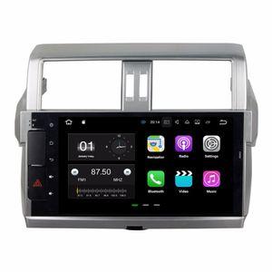 """2 ГБ ОЗУ Quad Core 10.1 """"Android 7.1 Автомобильный DVD-плеер для Toyota Prado 150 2014 2015 2016 С Радио GPS WIFI Bluetooth 16 ГБ ROM"""
