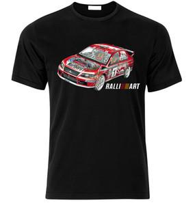 창기병 Evo VI VII VIII IX WRC Solberg 팬 T 셔츠 T-SHIRT Stranger Things 디자인 T 셔츠 2018 새로운 팝 코튼 맨 Tee