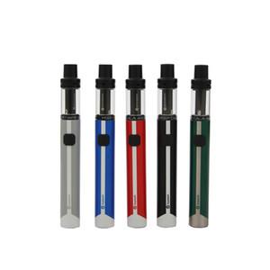 Joyetech eGo Aio Eco Kit 1.2ml 용량 650mah BFHN MTL 코일 내장 배터리 일체형 키트 100 % 원작