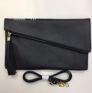 술 패션 어깨 가방 고전 메이크업 가방 청이 또는 검은 색 카운터 VIP 선물과 새로운 ~ 고급 PU 핸드백 디자이너 승기 패턴