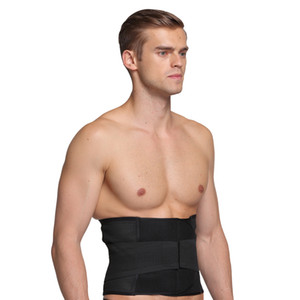 Mesh Bandage Men Body Shapers Sexy Slim Trainer Strength Burning Shapewears Corset Compression Belly Waist Underwears Male 2018