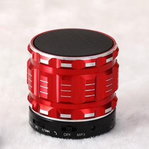 Portable Haut-parleurs Mini Portable Sans Fil Bluetooth Haut-Parleur Stéréo Boîte de Son Super Bass Haut-Parleur Soutien TF Carte Pour Téléphone Mobile
